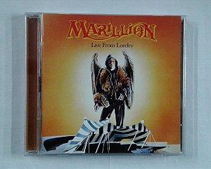 CD Marillion - Live from Loreley - Duplo Importado