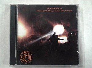 CD Fish - Pigpens Birthday - Hammersmith Odeon - Duplo Importado