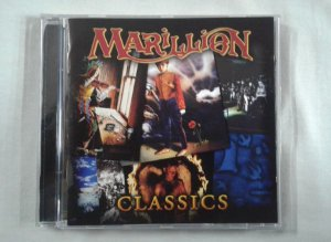 CD Marillion - Classics - Importado
