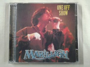 CD Marillion - One Off Show - Duplo Importado