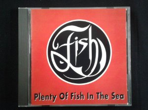 CD Fish - Plenty of Fish in the Sea - Importado
