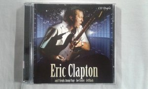 CD Eric Clapton and Friends - Jimmy Page / Joe Cocker / Jeff Back