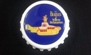 Abridor de Garrafas / Imã - The Beatles - Yellow Submarine