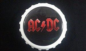 Abridor de Garrafas / Imã - AC DC
