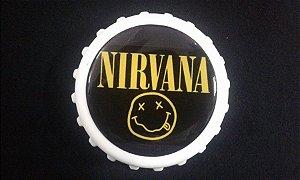Abridor de Garrafas / Imã - Nirvana