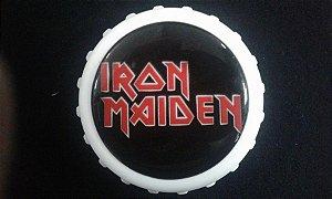 Abridor de Garrafas / Imã - Iron Maiden