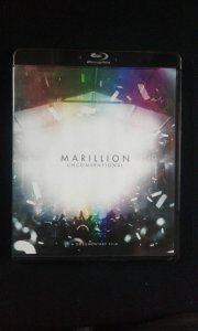 Blu-ray - Marillion - Unconventional - Importado