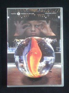 DVD Marillion - Marbles on the Road - Extended Edition - Importado duplo