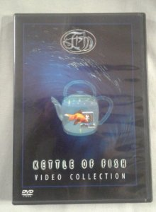 DVD Fish - Kettle of Fish - Video Collection - Importado