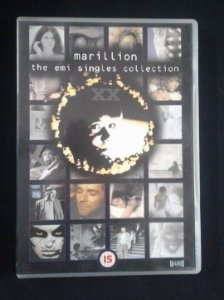 DVD Marillion - The Emi Singles Collection