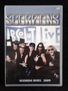 DVD Scorpions - Abolut Live - Session Basel 2009