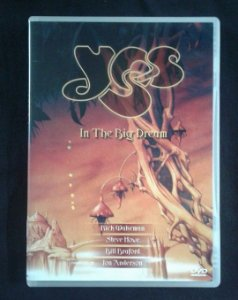 DVD Yes - In The Big Dream
