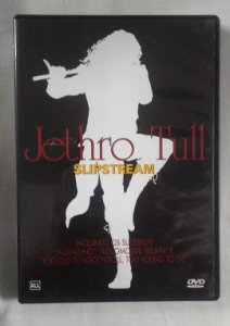 DVD Jethro Tull - Slipstream