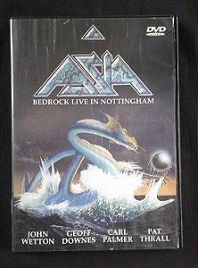 DVD Asia - Bedrock Live in Nottingham