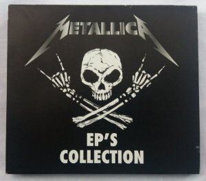 CD Metallica - EP's Collection - Importado
