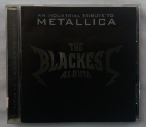 CD Metallica - An Industrial Tribute - The Blackest Album