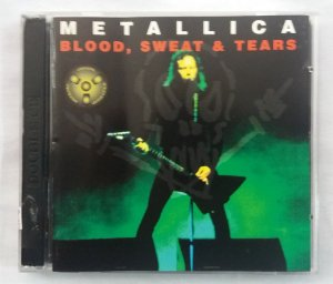 CD Metallica - Blood, Sweat & Tears - Duplo Importado