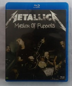 Blu-ray Metallica - Master of Puppets