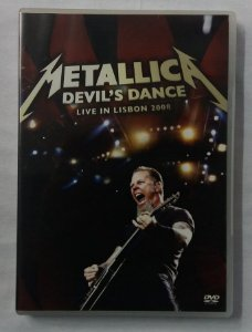 DVD Metallica - Devil's Dance