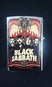 Isqueiro - Black Sabbath