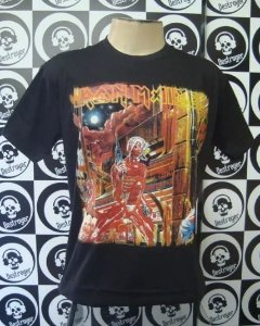 Camiseta Iron Maiden - Somewhere in time
