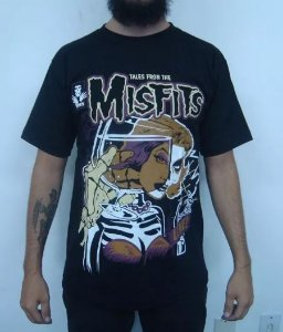 Camiseta The Misfits - Tales from the Misfits