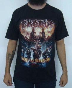 Camiseta Exodus - Blood in Blood Out Tour