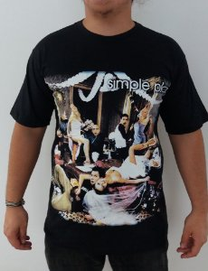 Camiseta Simple Plan
