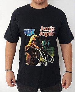 Camiseta Janis Joplin - Best of Janis Joplin