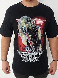 Camiseta Aerosmith - Steven Tyler