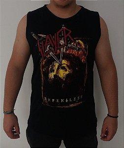 Camiseta regata Slayer - Repentless