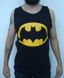 Camiseta Regata - Batman