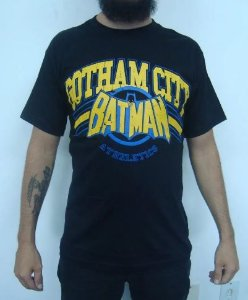 Camiseta Batman - Gotham City