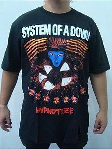 Camiseta System of a Down - Hypnotize