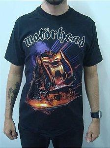 Camiseta Motorhead - Orgasmatron