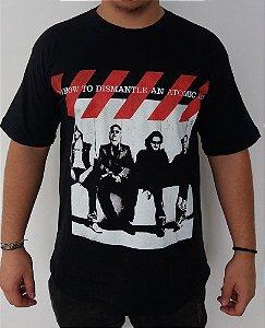 Camiseta U2  - How to Dismantle an Atomic Bomb