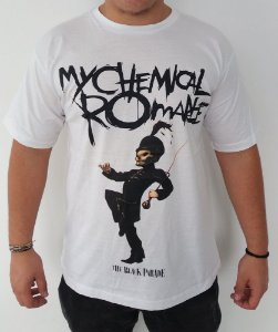 Camiseta My Chemical Romance - The Black Parade