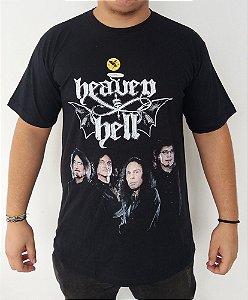 Camiseta Heaven and Hell
