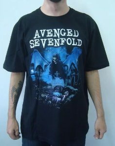 Camiseta Avenged Sevenfold - Nightmare