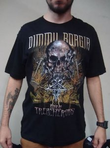 Camiseta Dimmu Borgir - Born Treacherous