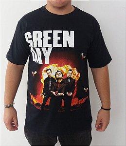 Camiseta Green Day