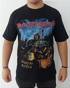 Camiseta Iron Maiden - Vampire Hunter