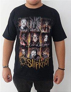 Camiseta Slipknot mod. 02