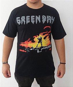Camiseta Green Day Mod. 02