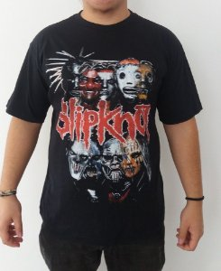 Camiseta Slipknot Mod. 05