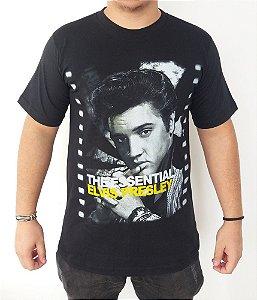 Camiseta The Essential Elvis Presley
