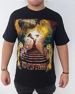 Camiseta Led Zeppelin - Stairway to Heaven