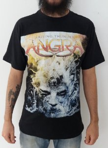 Camiseta Angra - Arising Thunder