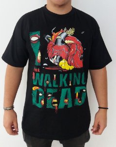 Camiseta The Waking Dead