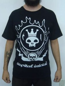 Camiseta Capital Inicial